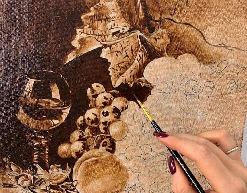 Метод фламандских мастеров