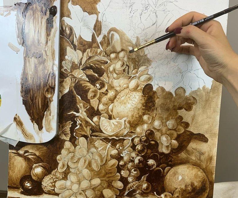 4 секрета масляной живописи старых мастеров